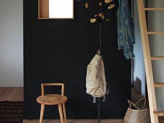 木コロコートハンガーの画像