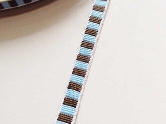 BonnieCツインカラリボン(幅6.3mm)の画像