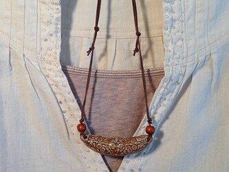 アロマ香るネックレスの画像