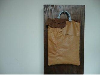 革バッグ A4サイズの画像