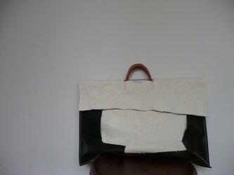 革バッグ 237×365サイズの画像