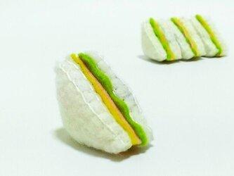サンドイッチ(マグネット)の画像