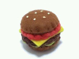 ハンバーガー(マグネット)の画像