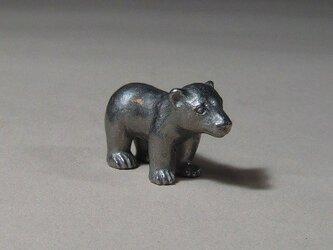 シロクマ(子供-2)の画像