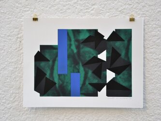 [Emerald] シルクスクリーンの画像