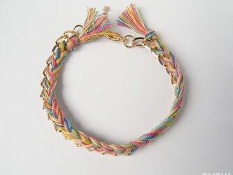 編みブレス -踊-の画像