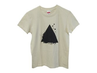 6.2oz Tシャツ GL(Girls-L) サンカクの画像