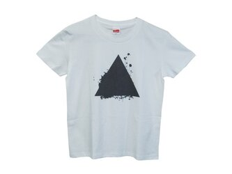 6.2oz Tシャツ w GL(Girls-L) サンカクの画像