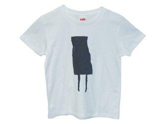 6.2oz Tシャツ white GS(Girls-S) 8の画像