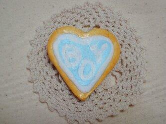 アイシングクッキー*ブローチ*BOYの画像