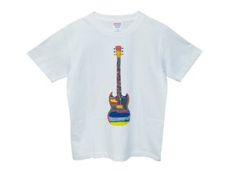 6.2oz Tシャツ white S SGの画像