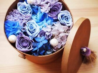 Coffret/LavenderChocolatの画像
