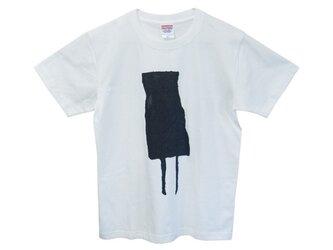 6.2oz Tシャツ white S 8の画像