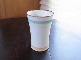 マシコット彩釉コップの画像