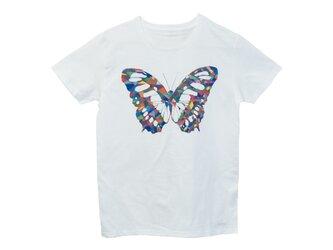4.3oz Tシャツ white S ちょうの画像
