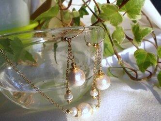 満月の豊穣 ネックレスの画像