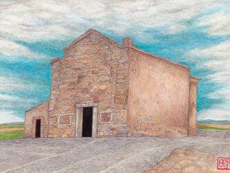 丘の上の聖堂~モンサラーシュにての画像