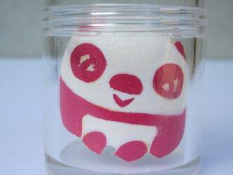 pink pandaの画像