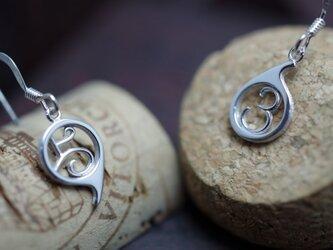5963 pierced earrings (ご苦労さんピアス)の画像