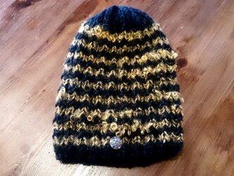 ウールニット帽の画像