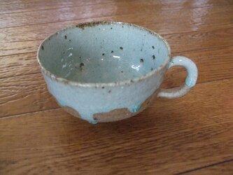 【陶器】スープマグカップの画像