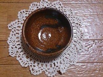 *飴釉 の 小皿*の画像