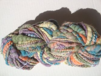 スモーキーカラー糸の画像
