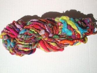 超ド派手なコイル糸の画像