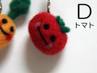 トマト  ストラップ♪HV-t01の画像