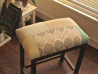 木製スツール/椅子の画像