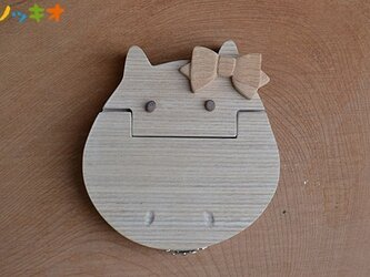 カバさんの乳歯ケースの画像