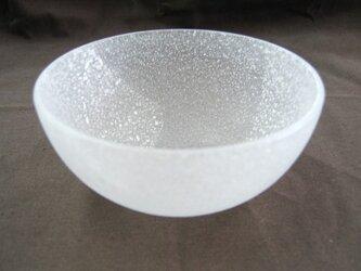 ガラス茶碗 U005の画像