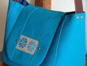 ワンハンドルbagの画像