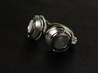 Headphone Ring - Silverの画像