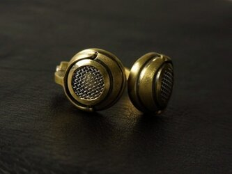 Headphone Ring - Brassの画像