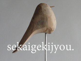 bird 〜 流木の小鳥・Dの画像