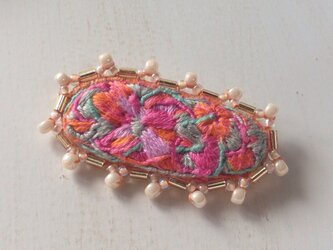 Briller -ヘアピン・お花-の画像
