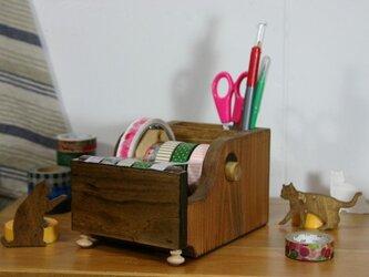 楽セロマスキングテープカッターポケット付(重量タイプ)の画像