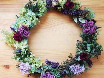 Lavender Mist Ringの画像