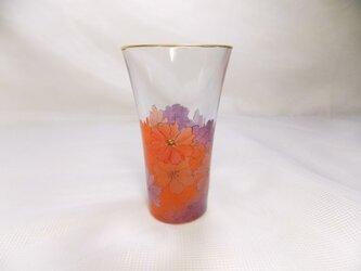 サイケ調ミニグラスの画像