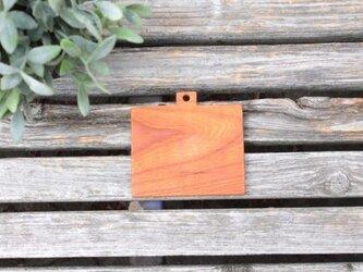 CuttingBoard(S四角)けやき材の画像