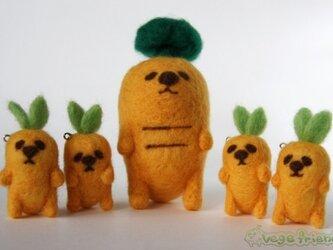 野菜クリーチャーver.2の画像