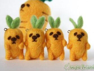 ちび!野菜クリーチャーver.2☆VF-n03の画像