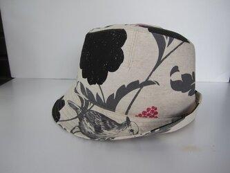 ボルサリーノ(中折れ帽) フラワーの画像
