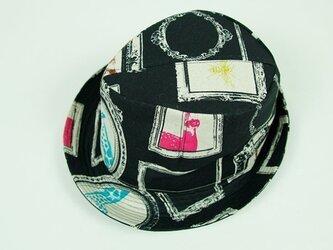 ボルサリーノ(中折れ帽) アンティークフレームの画像