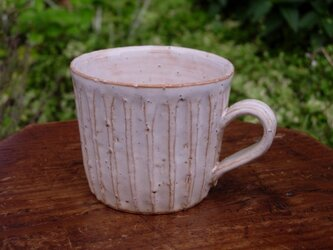 しのぎマグカップ hm-02の画像