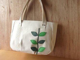 バッグ ~ 新緑の画像