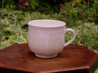 バラのマグカップ m-01の画像