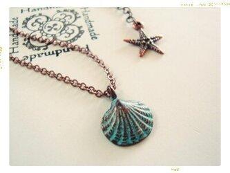 【海辺のおみやげ】 ネックレスの画像