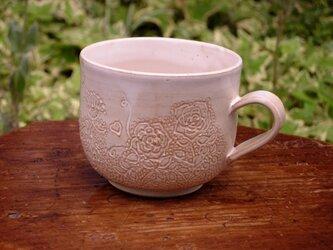 お花のマグカップ m-02の画像